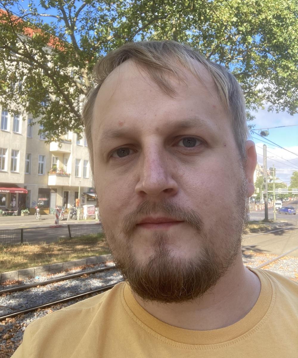 Aidas Bendoraitis in 2020
